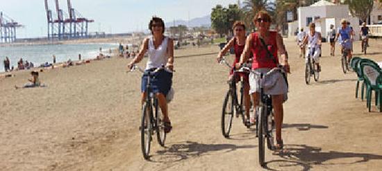 Bike Tours Malaga We Bike Malaga: Bike Tours Malaga
