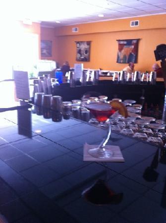 Fresco Grill and Martini Bar: fresco