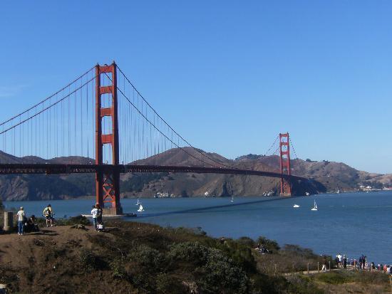 3 Tage in San Francisco