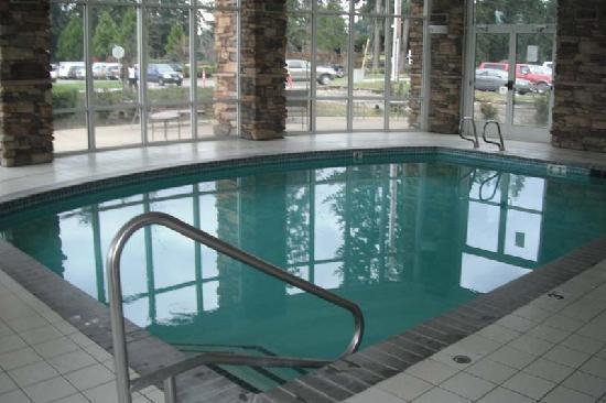 Swimming Pool Picture Of Lucky Eagle Casino Hotel Rochester Tripadvisor