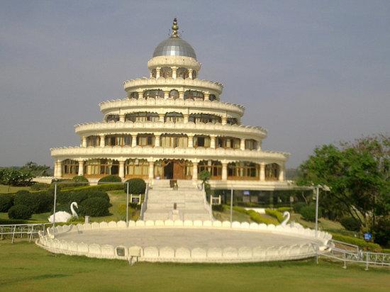 Art of Living International Center: Vishalakshi Mantap: Art of Living Bangalore