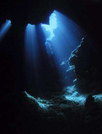 KoroSun Dive: Dungeons & Dragons ; Swim Thrus & Caverns