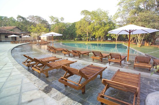 Habarana Village by Cinnamon: Swimming pool
