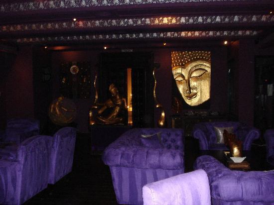 Widiane Suites & Spa : bar