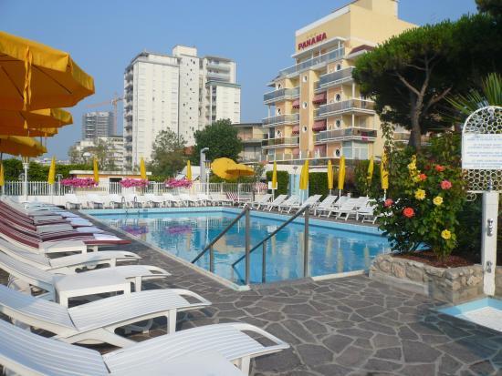 Hotel Majestic : der pool