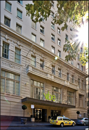 Vibe Savoy Hotel Melbourne - Hotel Exterior