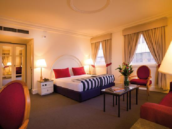 Vibe Savoy Hotel Melbourne - Executive Room