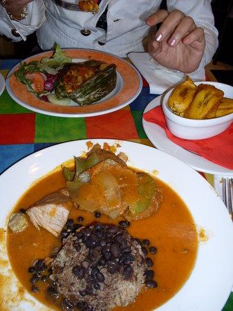 Cuba Libre & Havana Bar: piatti tipici al