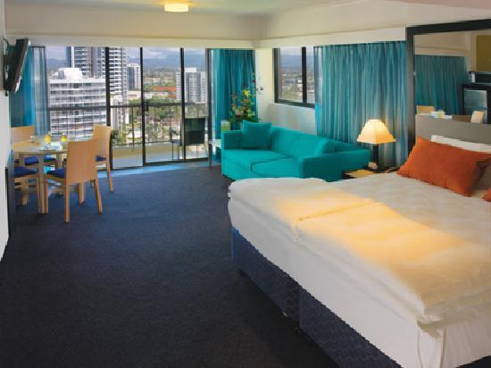 Vibe Hotel Gold Coast - Studio