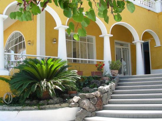 Ischia Casa della Vela: Pace