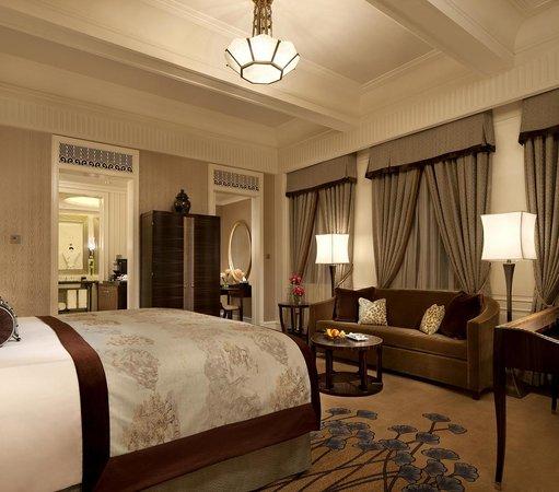 โรงแรมแฟร์มอนท์ พีซ: Shanghai Fairmont Peace Hotel - Fairmont Room