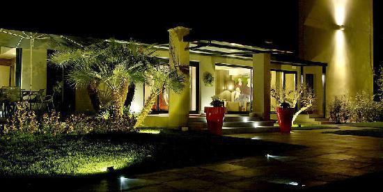 Park Hotel Sabina : Entrance