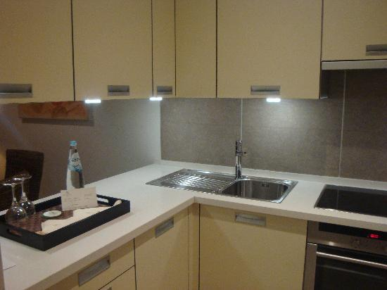 Monte da Quinta Resort: cocina