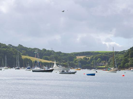 The Ship and Castle Hotel: View from the Coast & Country Ship & Castle Hotel