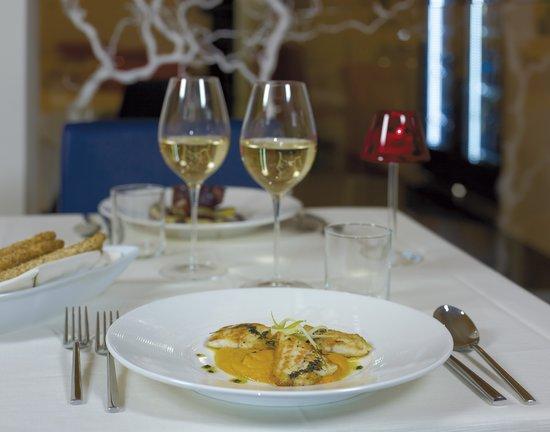 4 EAT Visual & Design Restaurant : Esempio Piatto