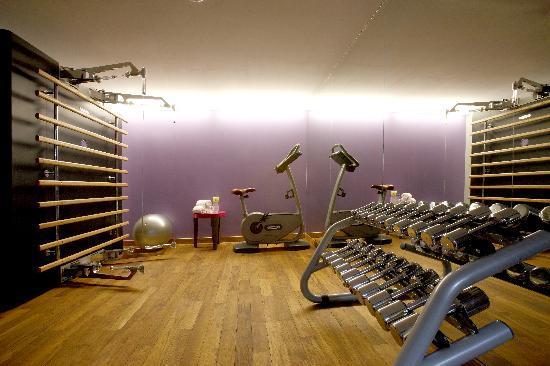 Les Etangs De Corot Salle Fitness