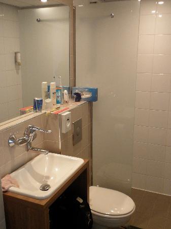 fraaie badkamer - Foto van Fletcher Hotel-Restaurant Epe-Zwolle, Epe ...