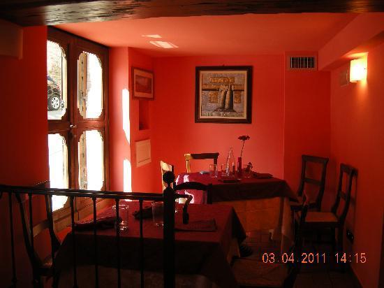 Un 39 altra saletta foto di locanda del cantiniere gubbio tripadvisor - Cucina 89 gubbio ...