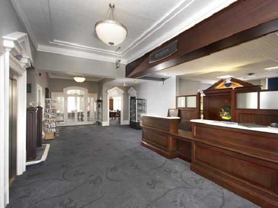 Bay New Southlands Hotel : Reception at the Coast & Country New Southlands Hotel