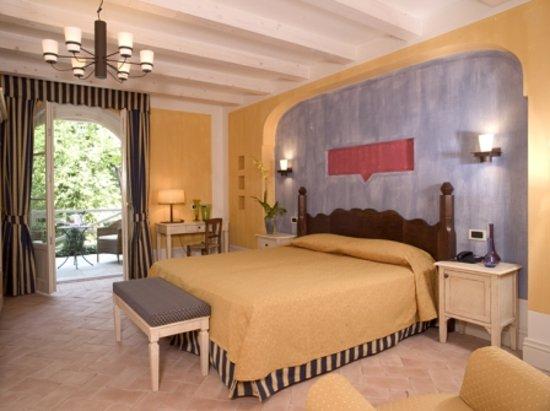 Park Hotel Villa Belvedere: rooms