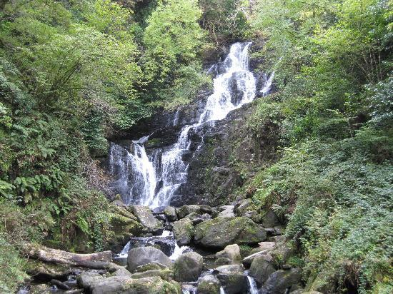 Old Ivy House: Torc Wasserfall Killarney