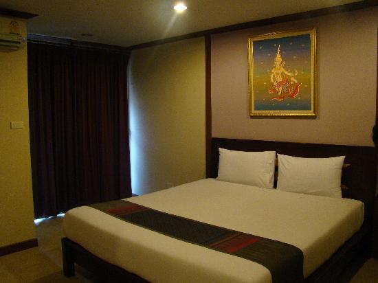 Boonsiri Place: Habitación / standar room
