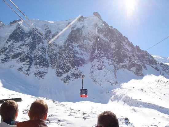 Chamonix, France: espectacular