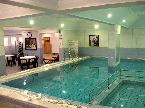 Dinler Hotels – Urgup: Indoor Spa Area