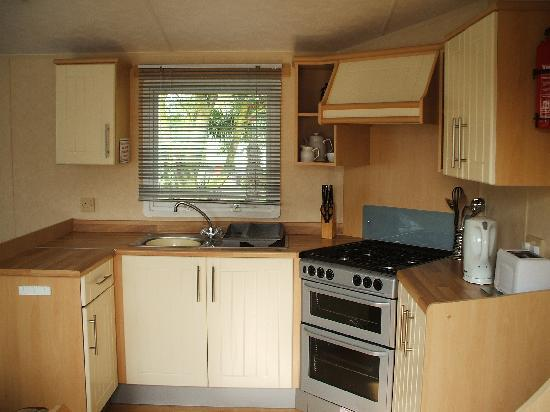 The Foxhunter Park : Kitchen Space