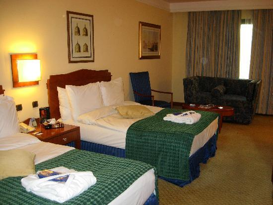 Radisson Blu Martinez Hotel, Beirut: My room