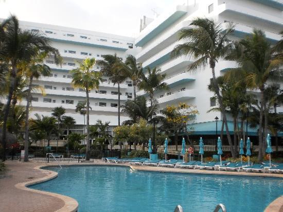 garten picture of hotel riu plaza miami beach miami. Black Bedroom Furniture Sets. Home Design Ideas