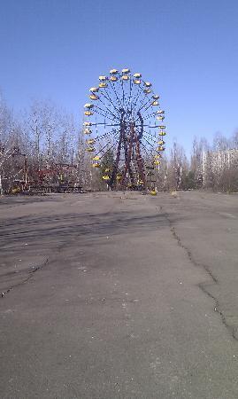 Dream Story Hostel : Ferris Wheel at Chernobyl