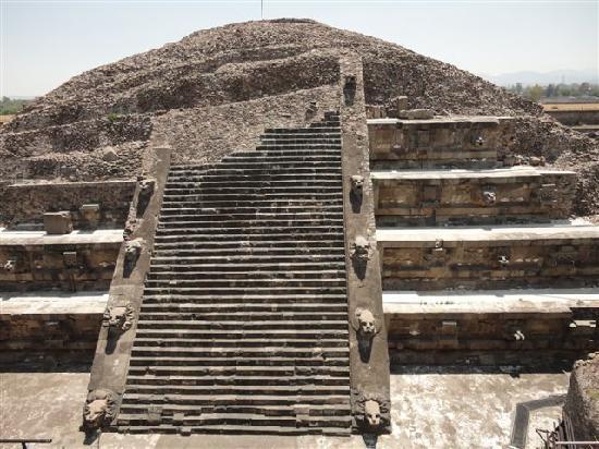 Città del Messico, Messico: Piramide de Quetzalcoatl