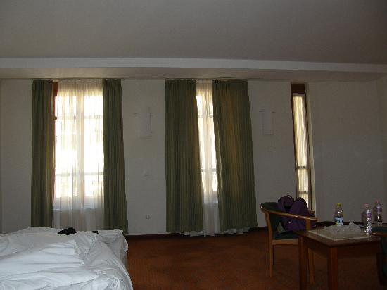 Casati Budapest Hotel : Our nice triple