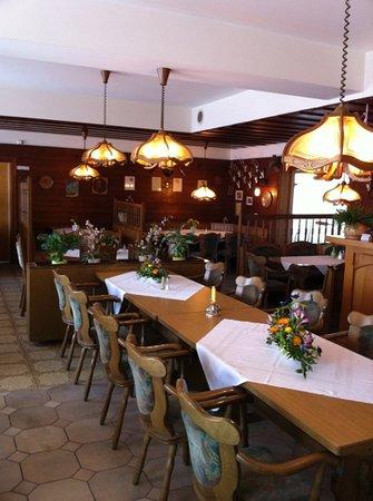 Fehmarn, Tyskland: Gaststube