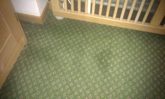 Hotel Imlauer & Bräu: carpets - floor mats