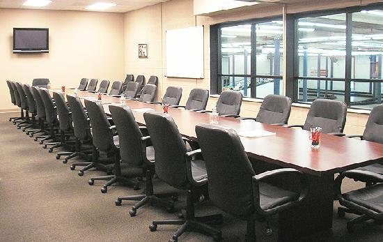Executive Conference Room - Picture of The Pit Indoor Kart Racing ...