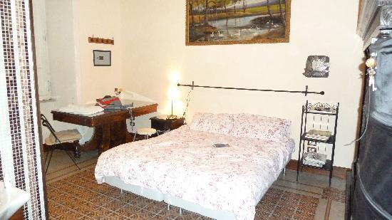 B&B Savoia: Bed