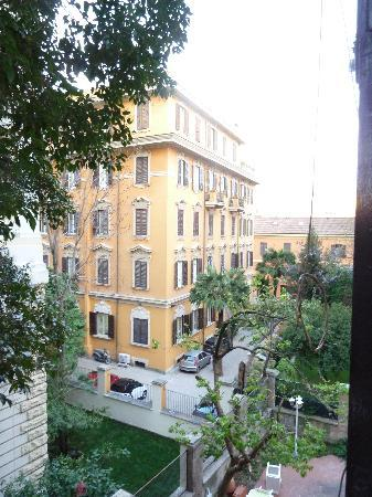 B&B Savoia : View from Venezia room