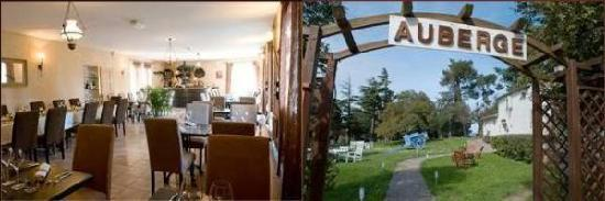 Domaine de Pommayrac: Quality restaurant on the property