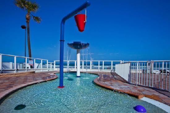 Holiday Inn Resort Daytona Beach Oceanfront Kids Splash Park
