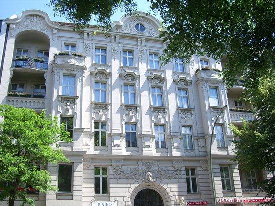 Seifert Hotel: Das Hotel Seifert Berlin