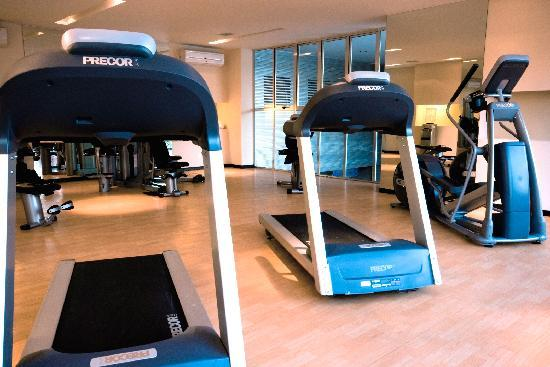Ventura Hotel and Suites By Dominion : GYM