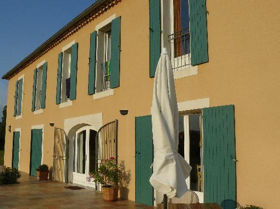 Hotel La Bastide d'Iris : hotel