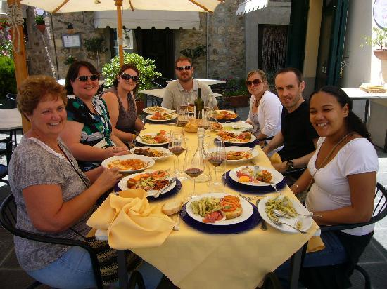 Wine Tours with Italy and Wine: Lunch