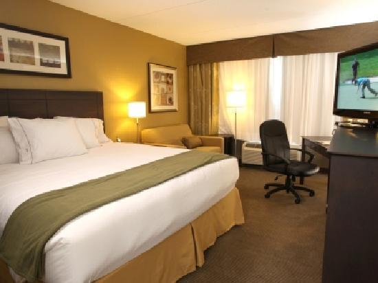 Holiday Inn Express Hotel & Suites Kingston: Guestroom