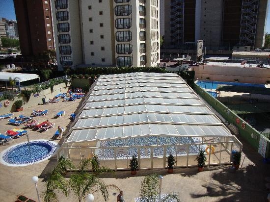 Presidente Hotel: The Swimming pool