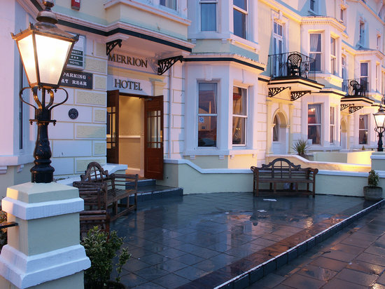 Merrion Hotel: A Victorian Seafront Hotel