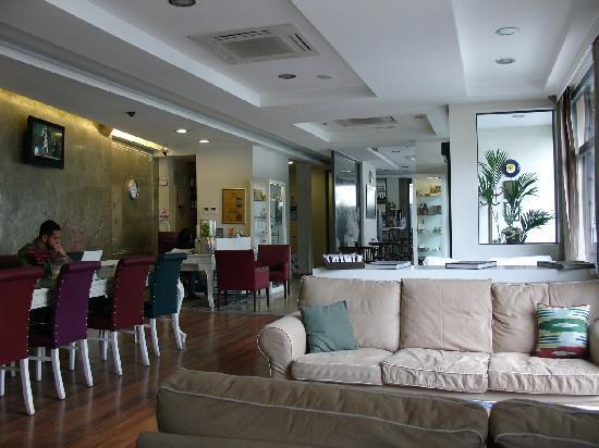 Hotellino Istanbul: lounge