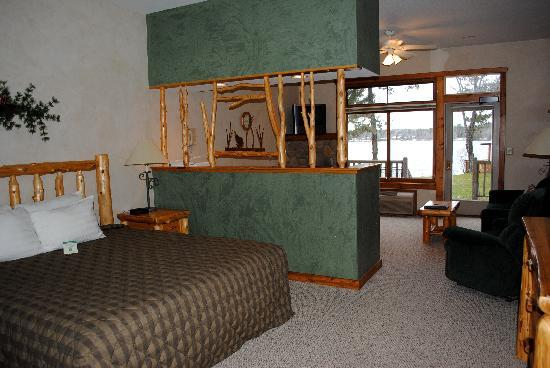 Manhattan Beach Lodge: Lakeside Mini Suite